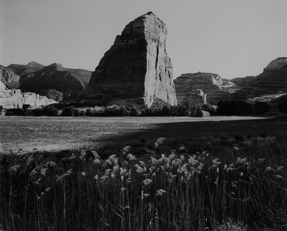 Steamboat Rock, Dinosaur National Monument, Colorado  1955 Philip Hyde (1921–2006)