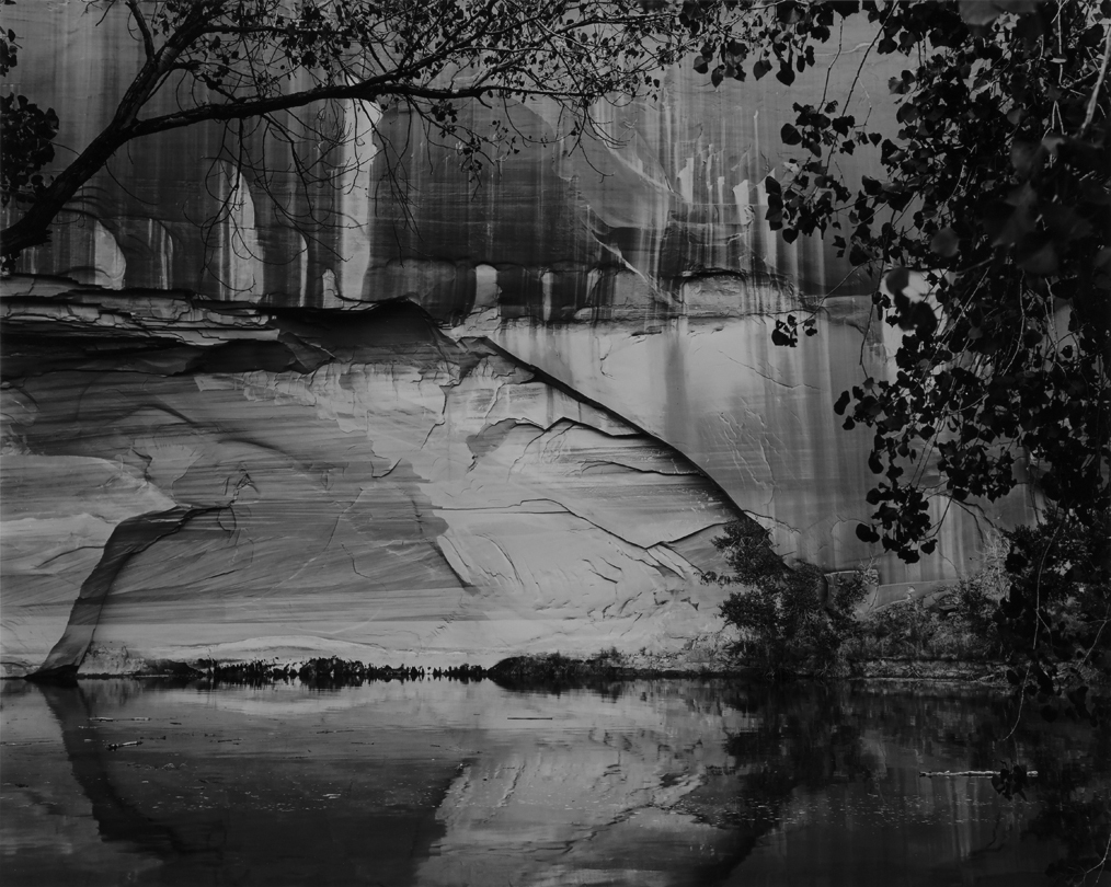 Escalante River Near Willow Canyon, Glen Canyon, Utah  1964 Philip Hyde (1921–2006)