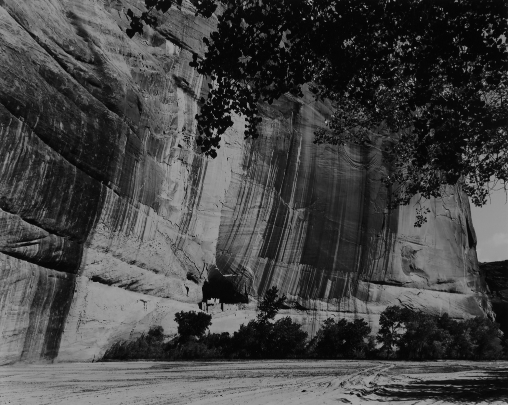 White House Ruin, Canyon De Chelly National Monument, Arizona  1963 Philip Hyde (1921–2006)