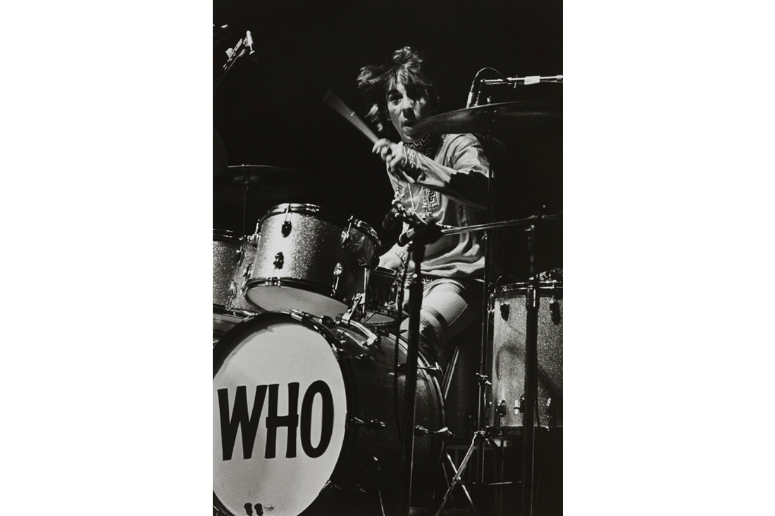 Keith Moon of the Who  Sunday, June 18, 1967