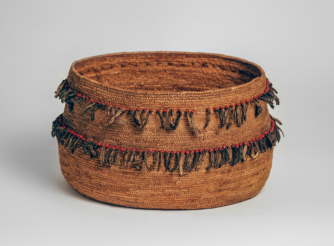 Woven Legacies Basketry Of Native North America Sfo Museum