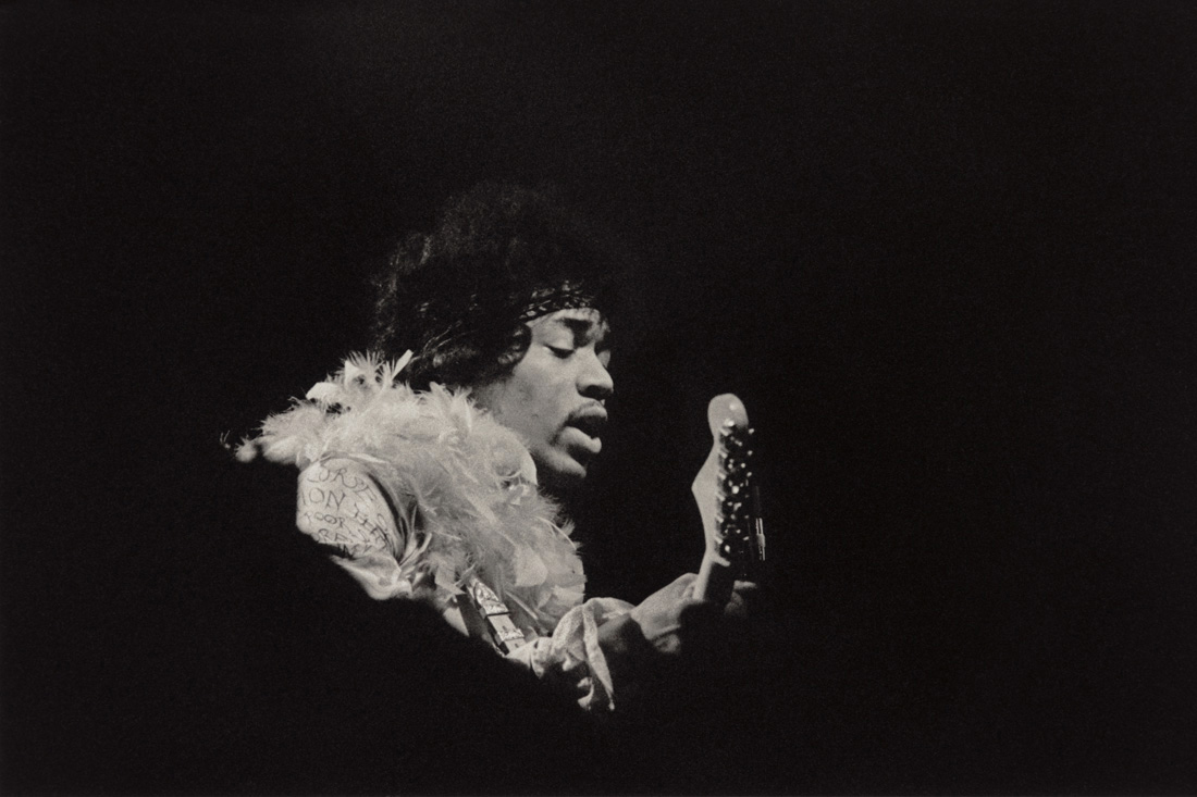 Jimi Hendrix  Sunday, June 18, 1967