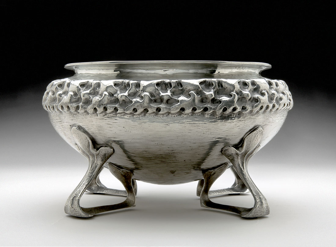 Footed bowl   c. 1910