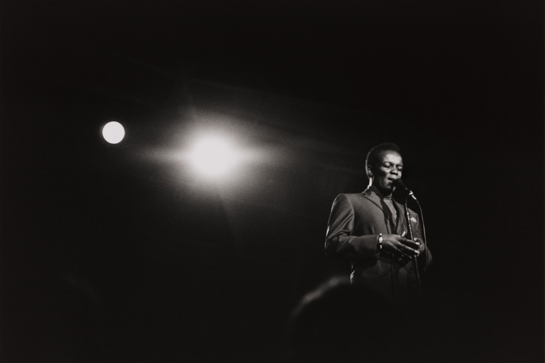 Lou Rawls  Friday, June 16, 1967