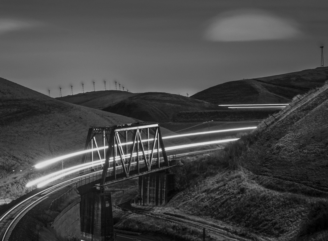 Altamont Pass, California  2005