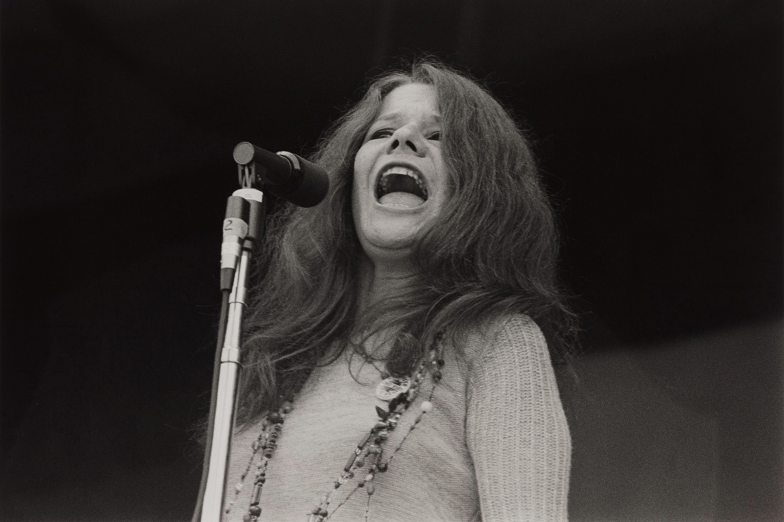 Janis Joplin of Big Brother and the Holding Company  Saturday, June 17, 1967