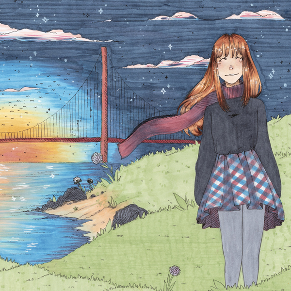 Art School of San Francisco Bay |  Manga Drawing Club