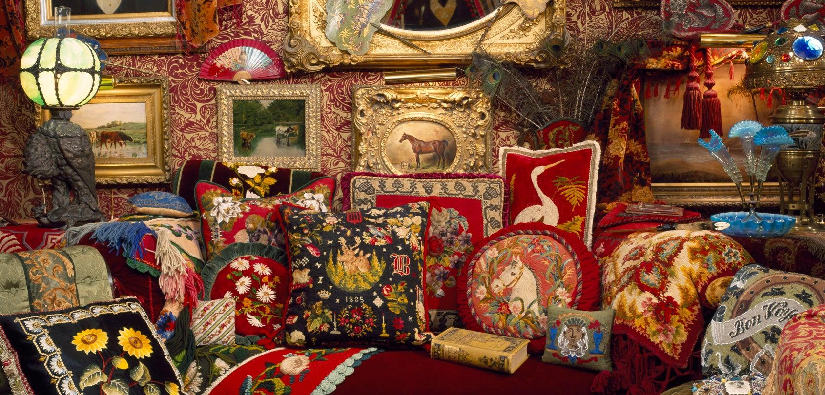 Curator's Corner: Eclectic Collectors