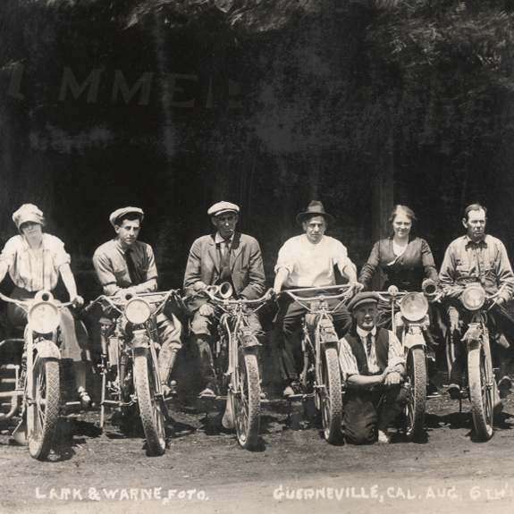 Upcoming Exhibition | Early American Motorcycles