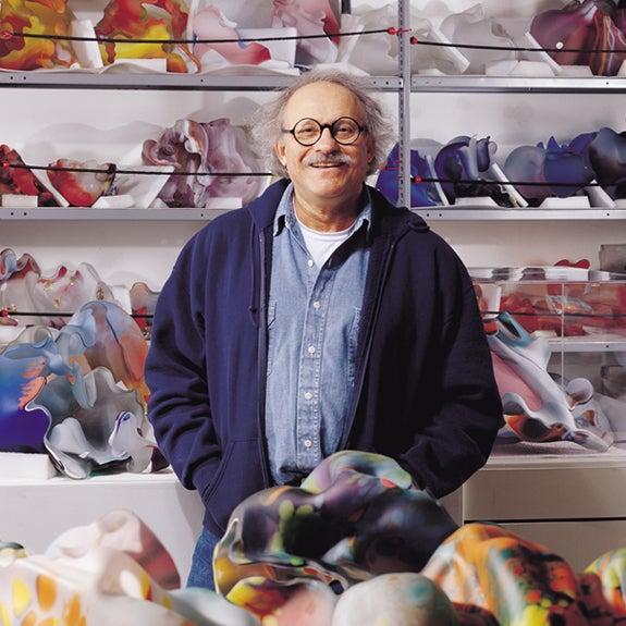 Marvin Lipofsky International Studio Glass
