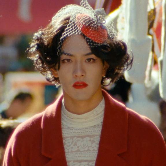 Red by filmmaker Yuchao Feng