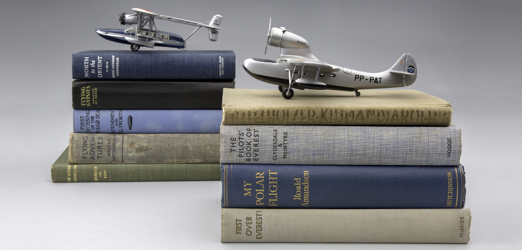 Transformation at the Aviation Museum & Library