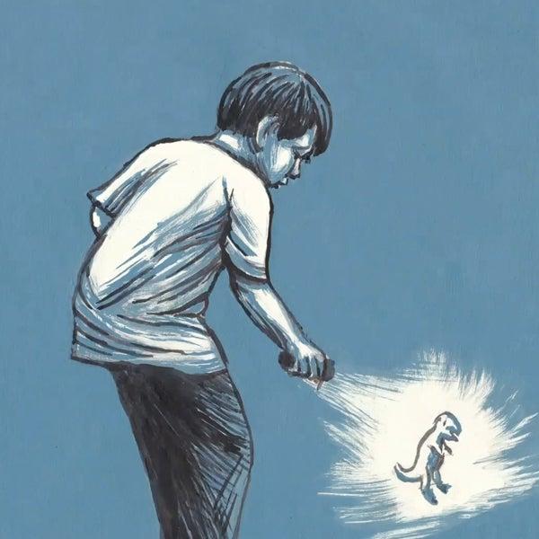 Rudy with a Flashlight: Jon Chester