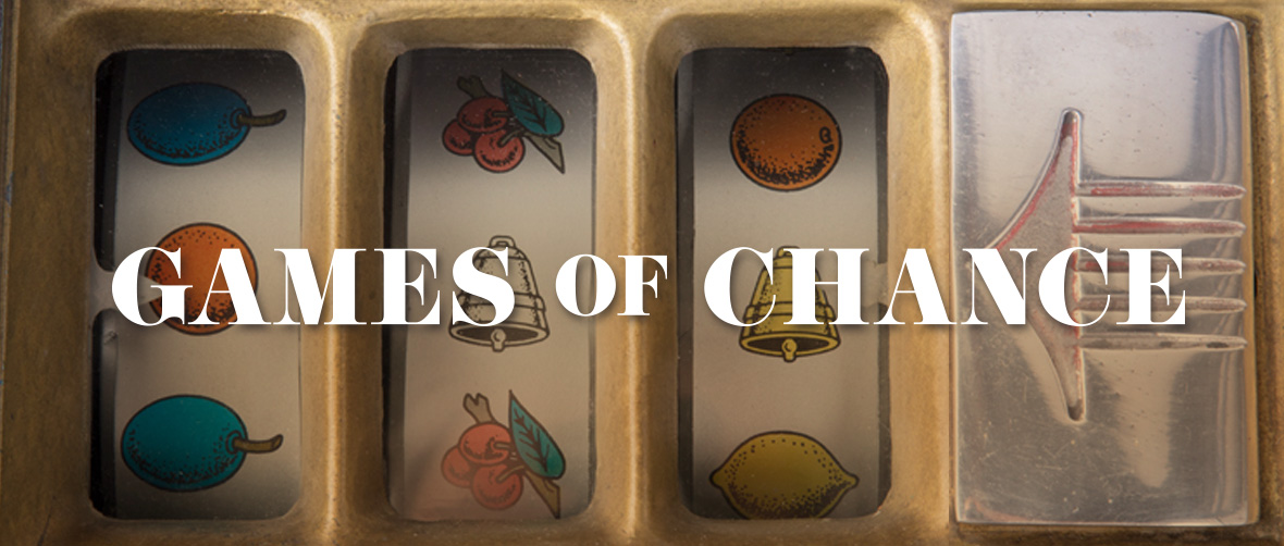Games of Chance: Gambling Devices of the Mechanical Age