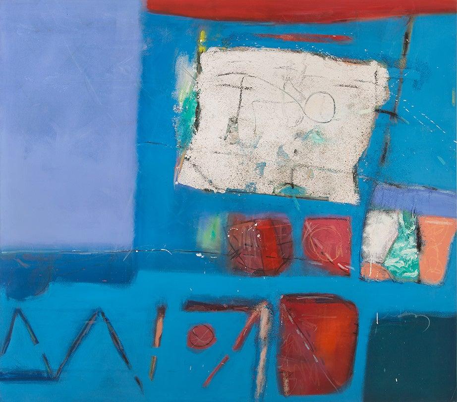 Gustavo Rivera, Azul, Azul y Hacer