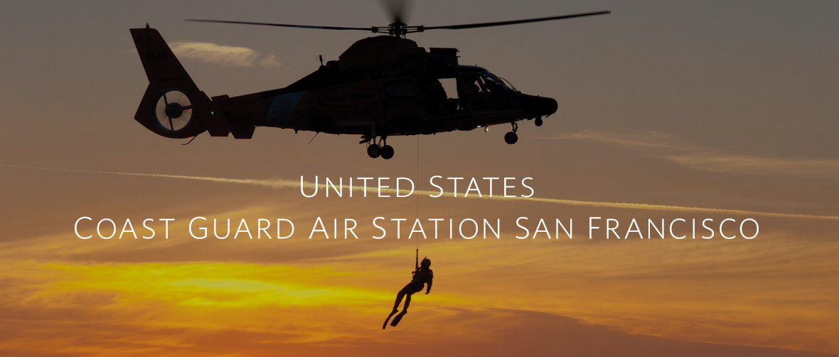 United States Coast Guard Air Station San Francisco, Honoring the Guardians of the Golden Gate 75th