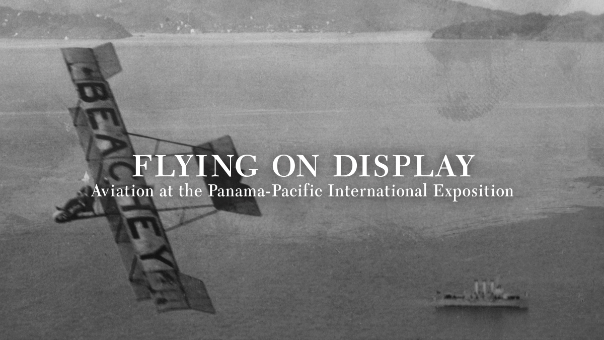 Aviation at the Panama-Pacific International Exposition