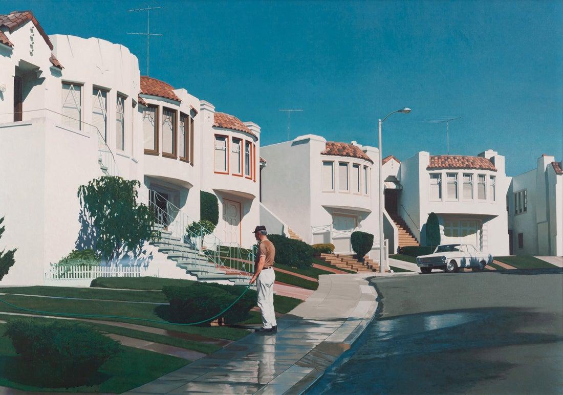 Robert Bechtle, San Francisco Nova