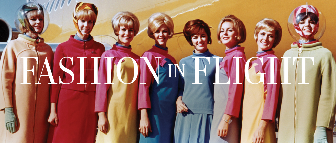 Fashion In Flight: A History of Airline Uniform Design