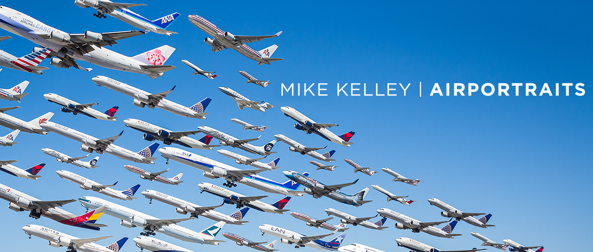 Mike Kelley: Airportraits