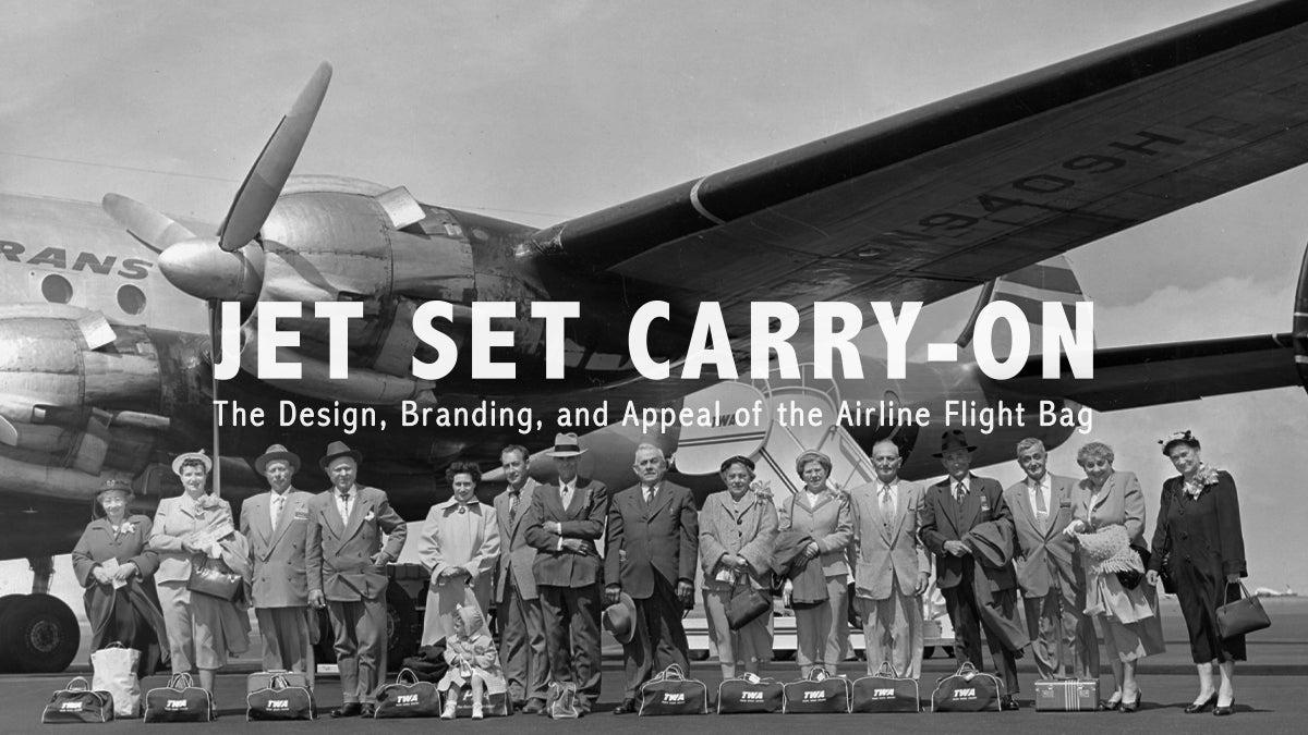 Jet Set Carry-On