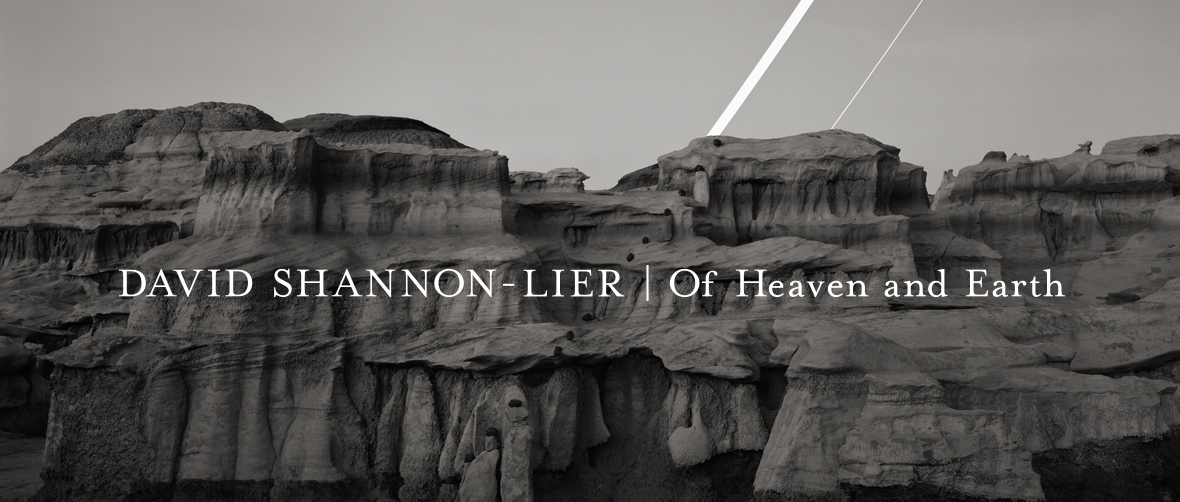 David Shannon-Lier: Of Heaven and Earth