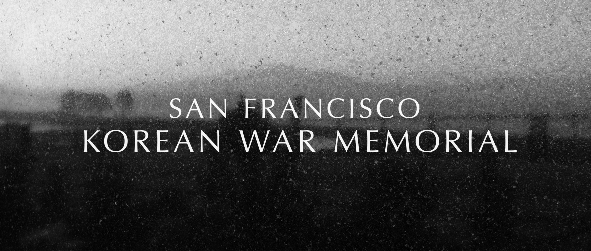 San Francisco Korean War Memorial