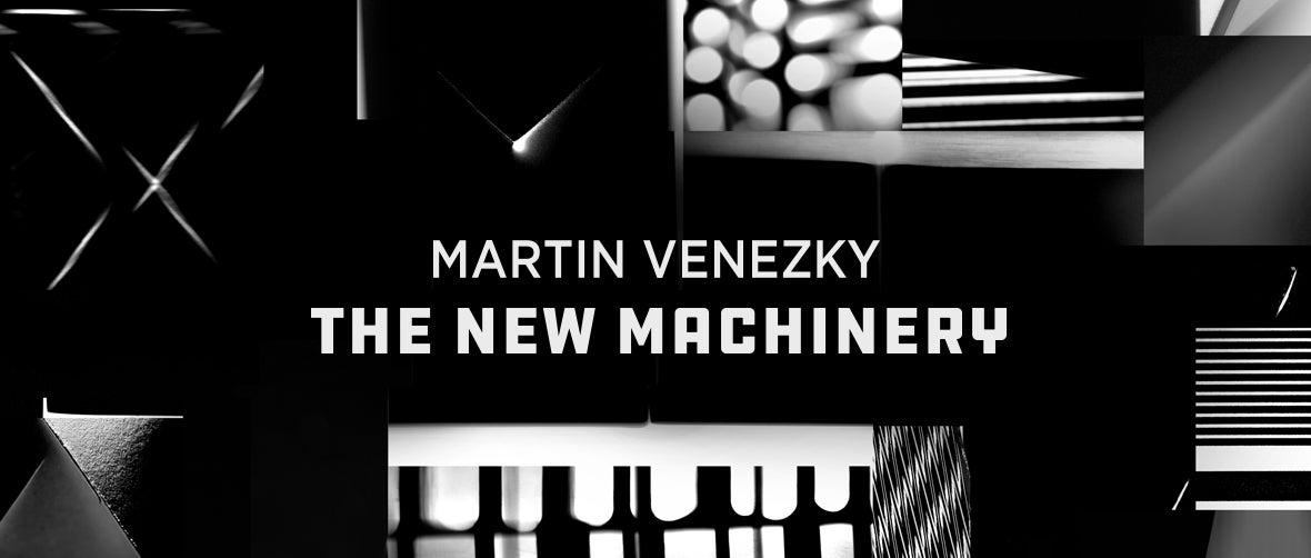 Martin Venezky: The New Machinery