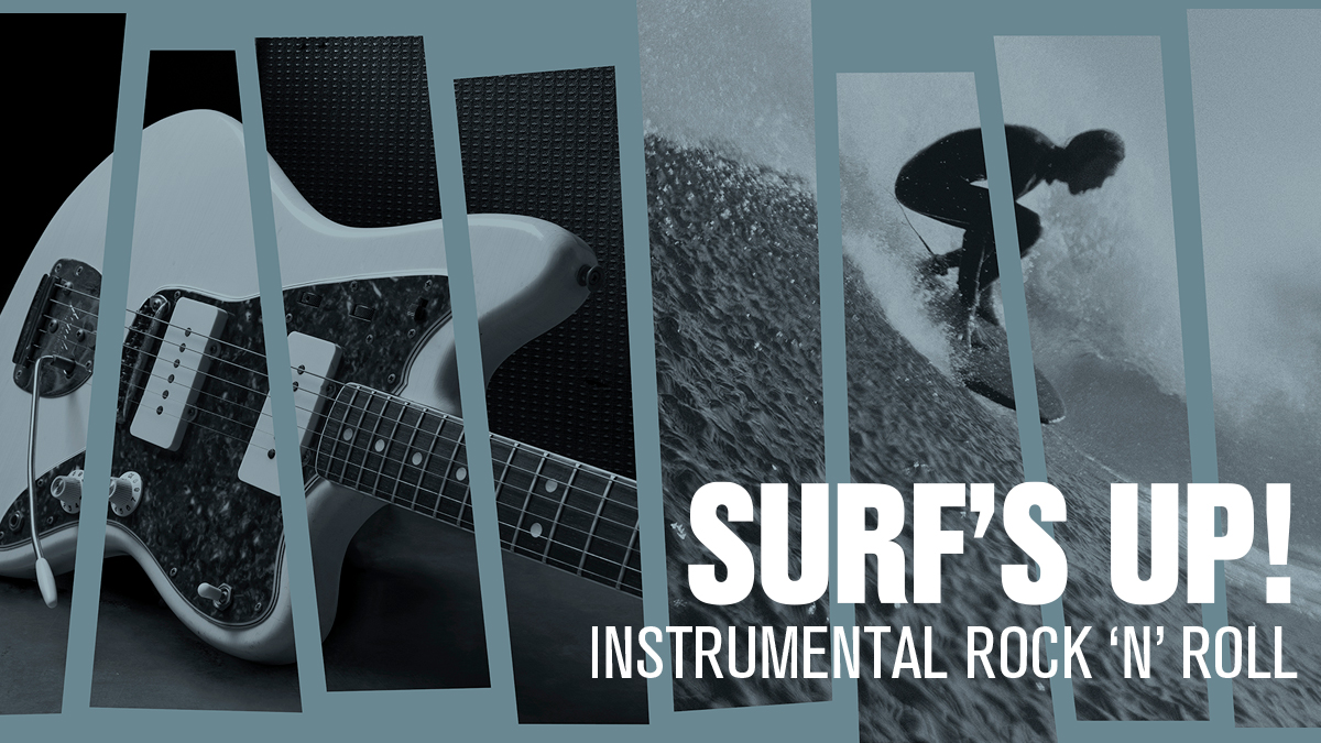 Surf's Up! Instrumental Rock 'n' Roll