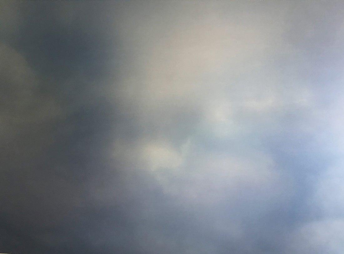 Miya Ando, November Evening Cloud 4.6, © 2017