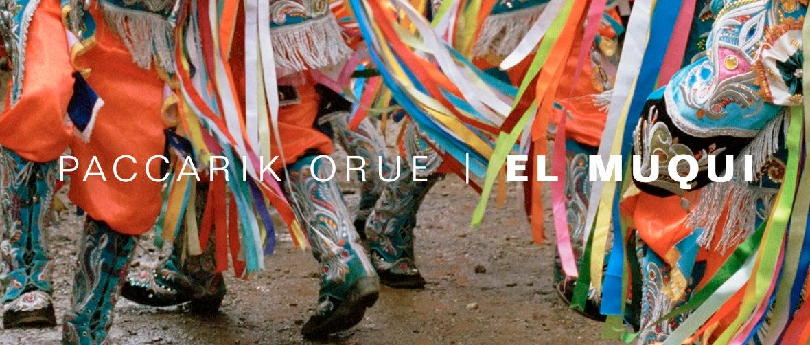 Paccarik Orue: El Muqui