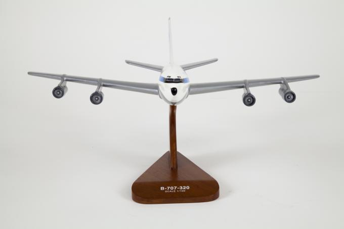 Airplane Model - Front View