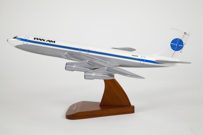 Airplane Model - Side View