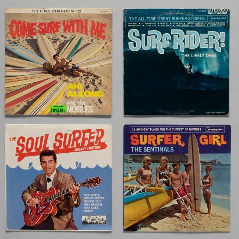 Come Surf With Me; Surf Rider!; Surfer Girl; Soul Surfer