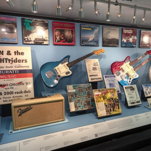 SFO Museum Gallery Image | Surf's Up: Instrumental Rock