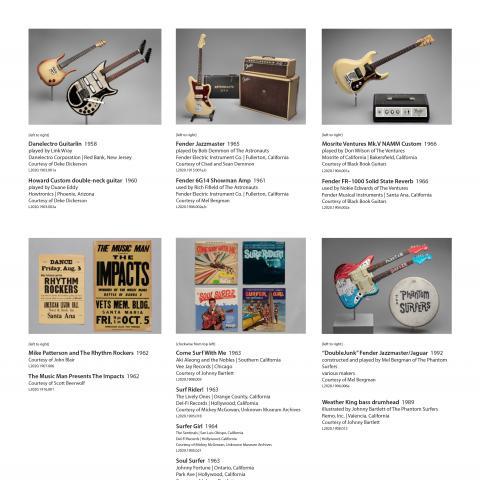 Surf's Up Press Images Index