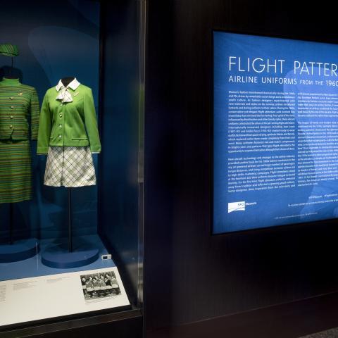 SFO Museum Gallery Image | Flight Patterns2021