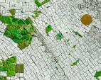 Green Map by Ellen Harvey