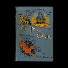 Up in the Clouds or, Balloon Voyages  1870