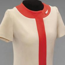 United Air Lines uniforms 1968