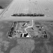 Christianson Farm, Cummings, North Dakota  2007
