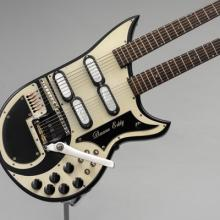 Howard Custom double-neck guitar  1960