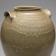 Storage jar  c. 1850