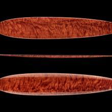 Donald Takayama Hot Curl Surfboard c. 2006