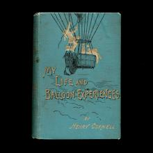 My Life and Balloon Experiences  1889