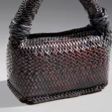 Basket for roasted unripe rice (kulikug) 20th century