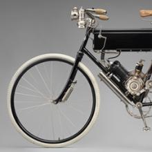 California Motor Bicycle 1902