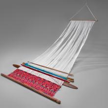 Backstrap loom  c. 2000