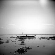 Backwaters of Kerela, from Memories of India  1998