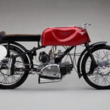 Moto Rumi (1950–63), Bergamo, Italy